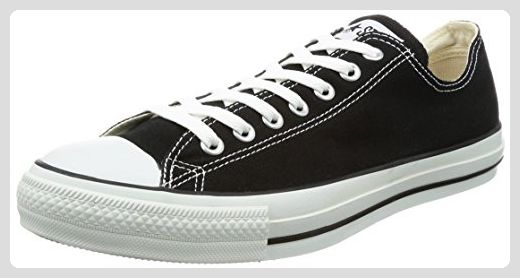 a906cb29b50b46 Converse Schuhe Chuck Taylor All Star OX Unisex black (M9166C)