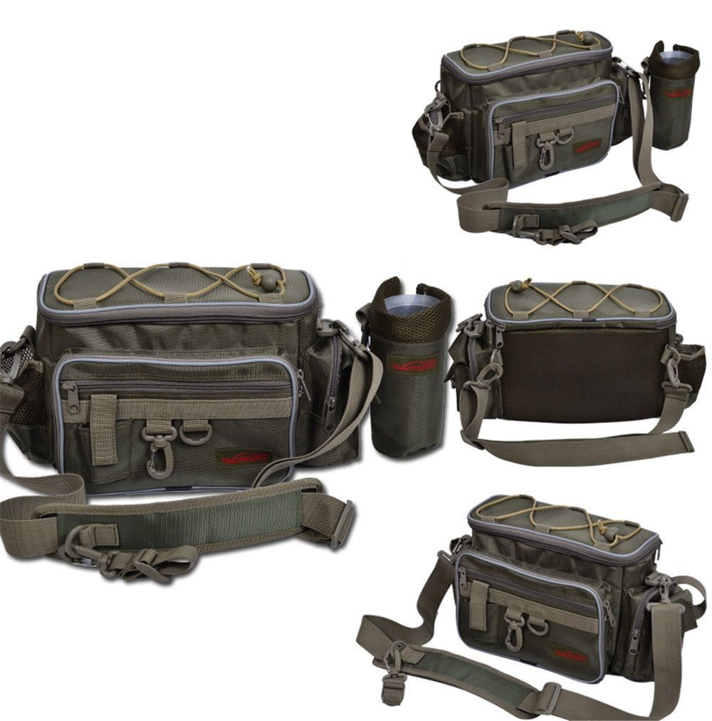 Bass Pro Shops Backpack Tackle Box - Swiss Paralympic