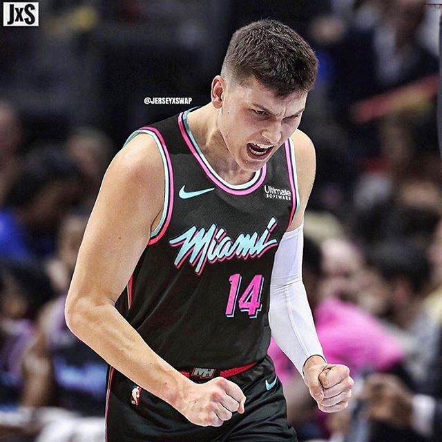 Tyler Herro Basketball Players Nba Miami Heat Basketball Nba Basketball Art
