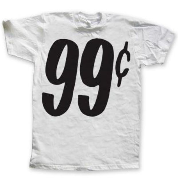 99 cents (recession wear) | How to wear, Fashion, Shirts