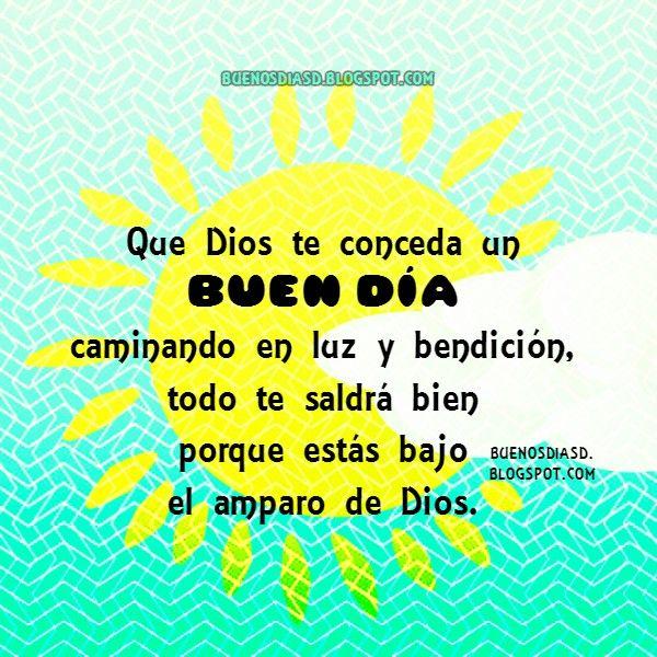 Imágenes Bonitas Con Frases Cristianas De Buenos Días