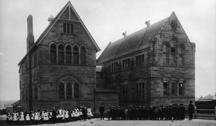 Balmain public school in sydney in 1890 history australia balmain public school in sydney in 1890 fandeluxe Images