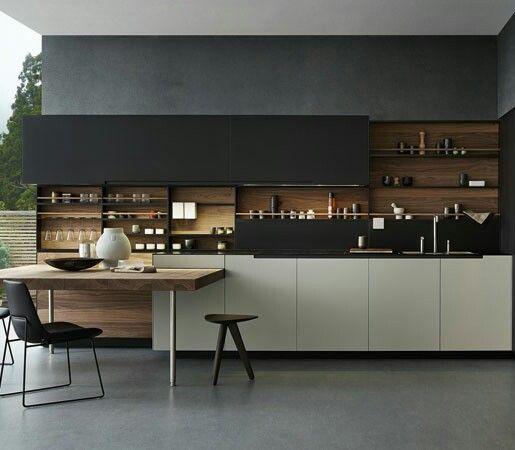 Kitchen Design Usa: Poliform USA Kitchen