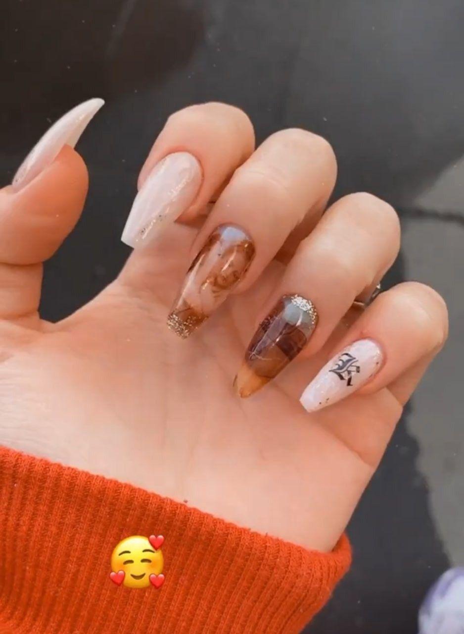 #ногти #nails #nailsdesign #angel #aestheticnails #aesthetic