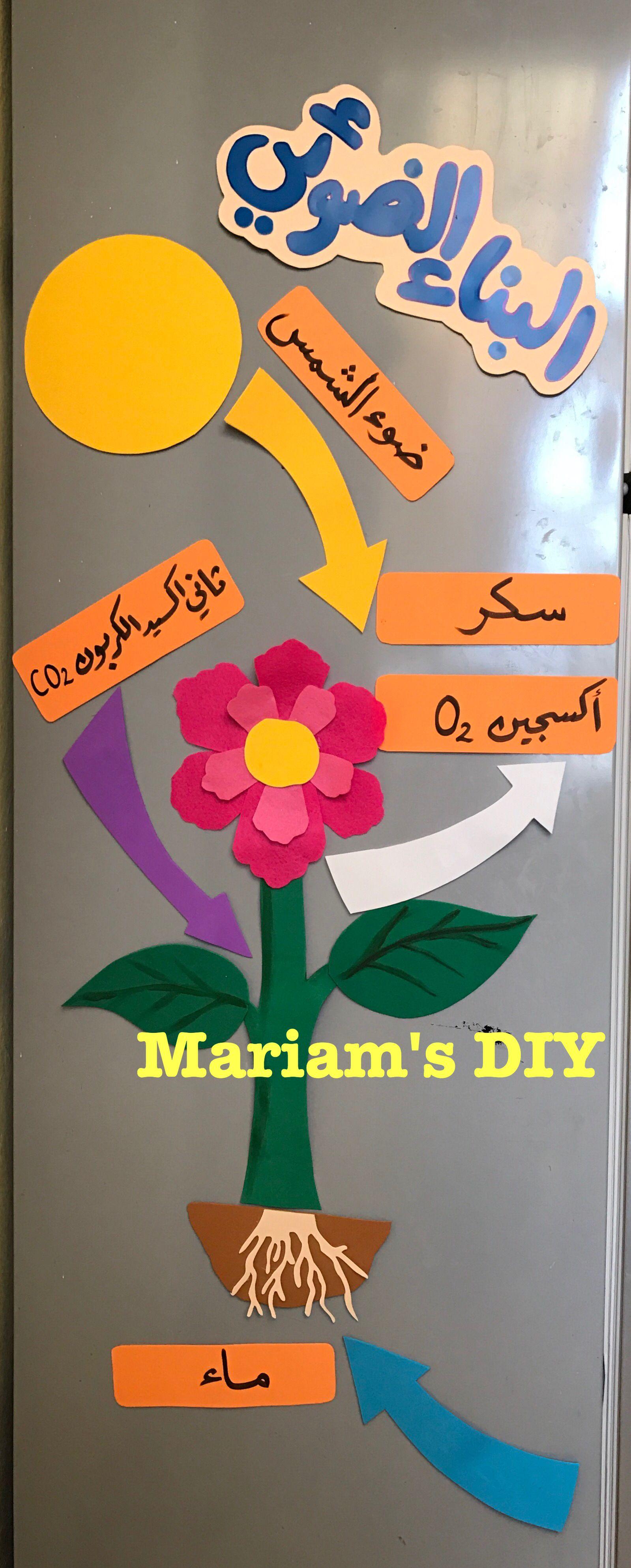 Pin By Mariam S Diy مريم دعيس On وسائل تعليمية يدوية Islamic Kids Activities Math Projects Preschool Crafts