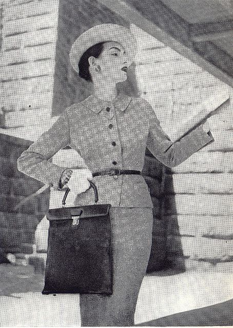 1955 classic womens suit