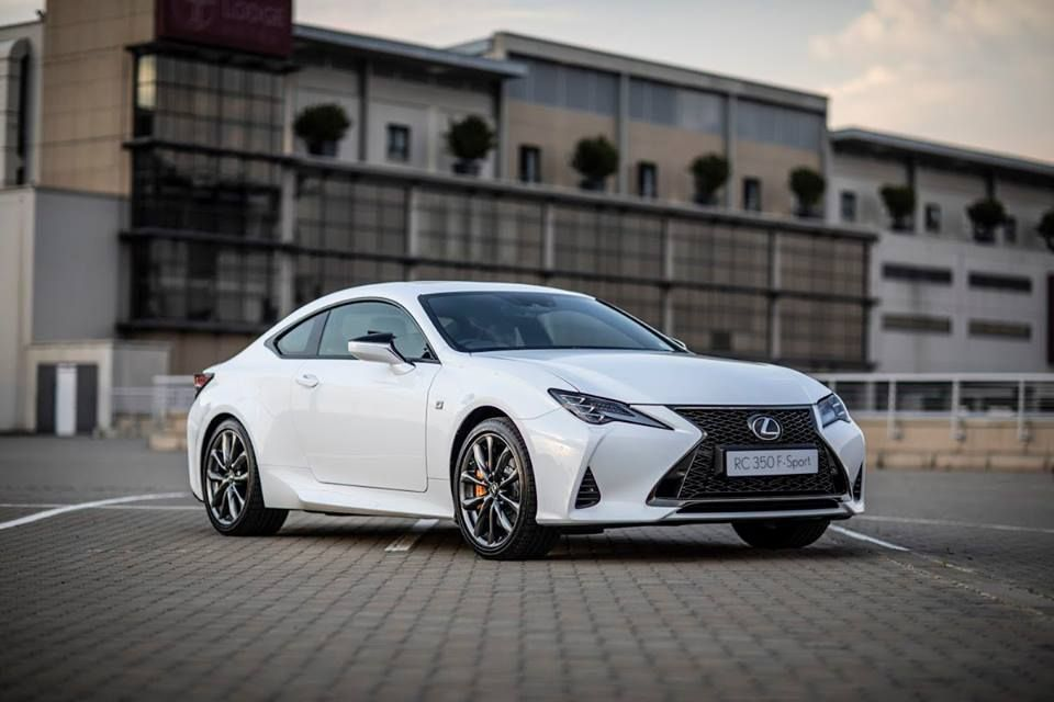 Tweaked and refined for 2019, the Lexus RC gets a face
