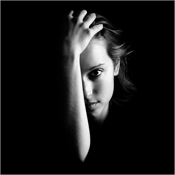 Photo of Untitled by Phil Fisher on 500px women photography, portrait, black and white, p…