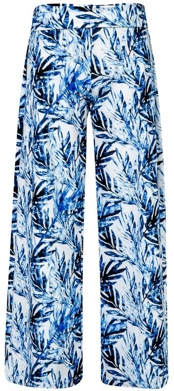 4ec6b55ea0 Ombre Leaf Wide Leg Beach Pants | Snapper Rock SS18 | Pinterest ...