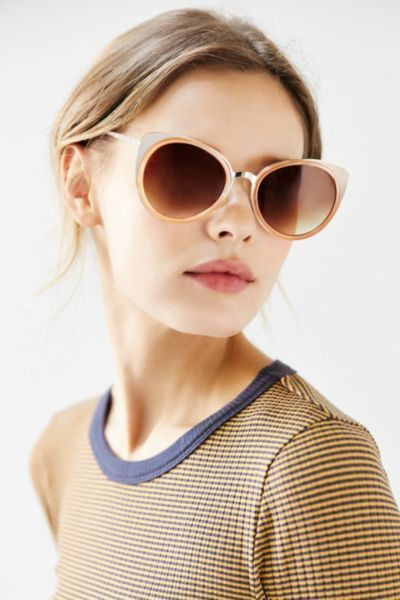 29ab076a243 Vega Cat-Eye Sunglasses - Urban Outfitters