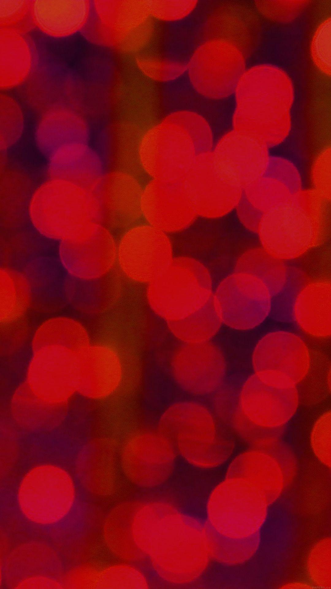 Red Bokeh Circle Abstract Pattern Iphone 6 Wallpaper Download Iphone Wallpapers Ipad Wa Valentines Wallpaper Iphone Valentines Wallpaper Iphone 5s Wallpaper
