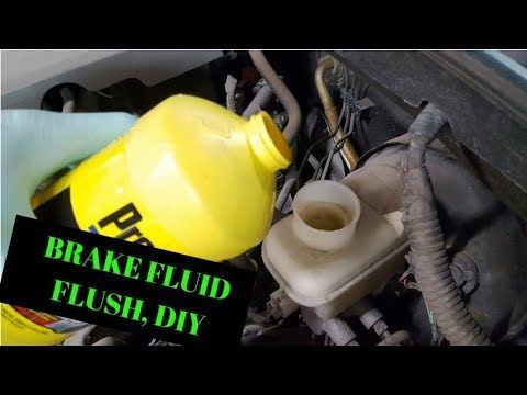 Brake Bleeding Toyota Tundra How To Diy Brake Fluid Flush And Bleed Youtube Toyota Tundra Brake Fluid 2007 Toyota Tundra