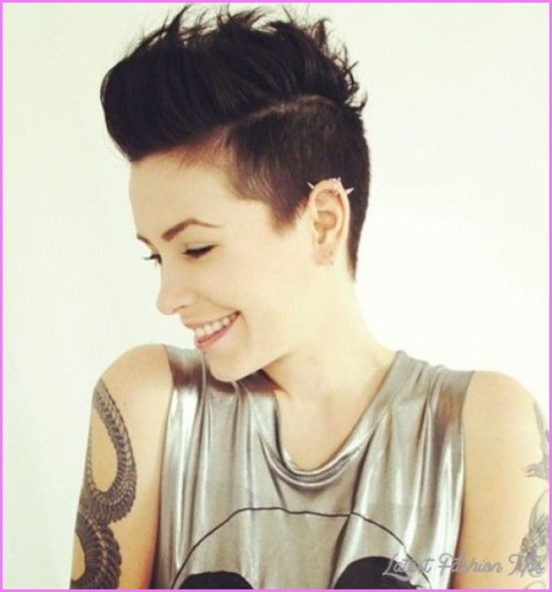 Nice Edgy Short Haircut For Women Latestfashiontips Short Hair