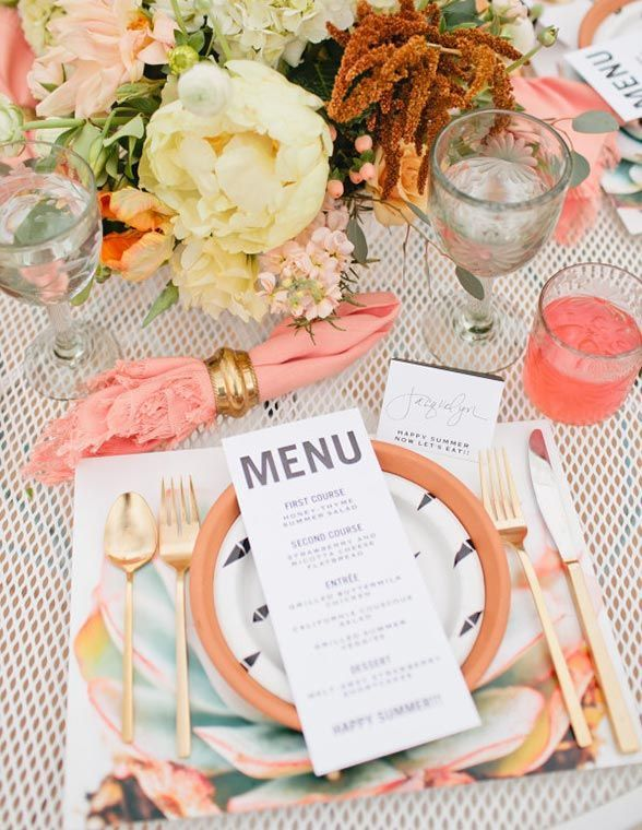 How Gorgeous Is This Rose Themed Bridal Shower Pretty In Pink Indeed Photo By
