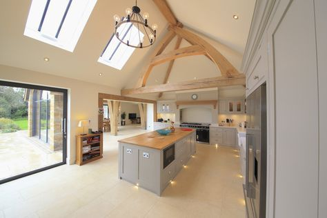 Oak Framed Buildings, Conservatories, Garages, Extensions - Natural Structures