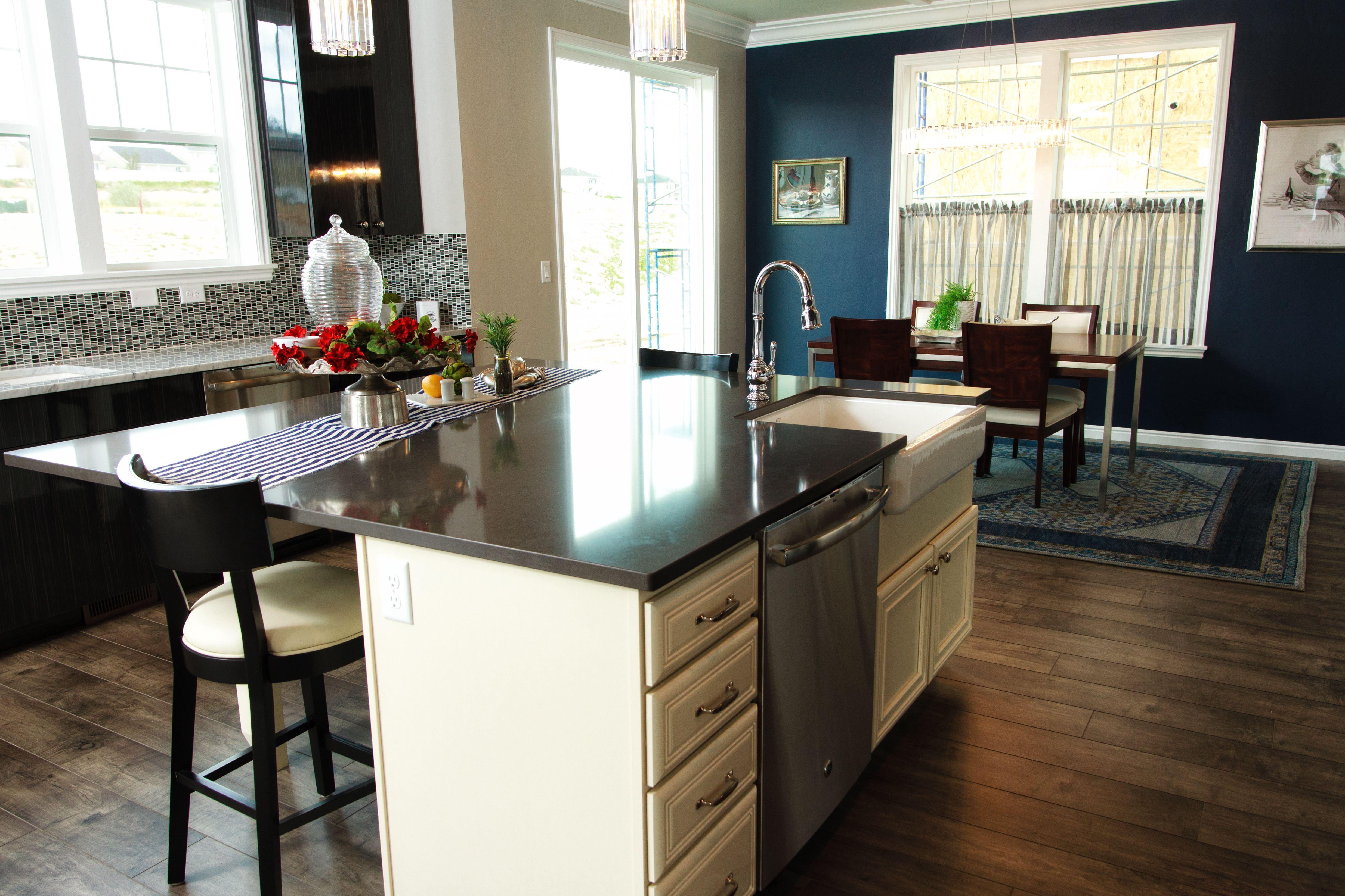 kitchen decor ideas   custom home designs   Utah Homebuilder ...