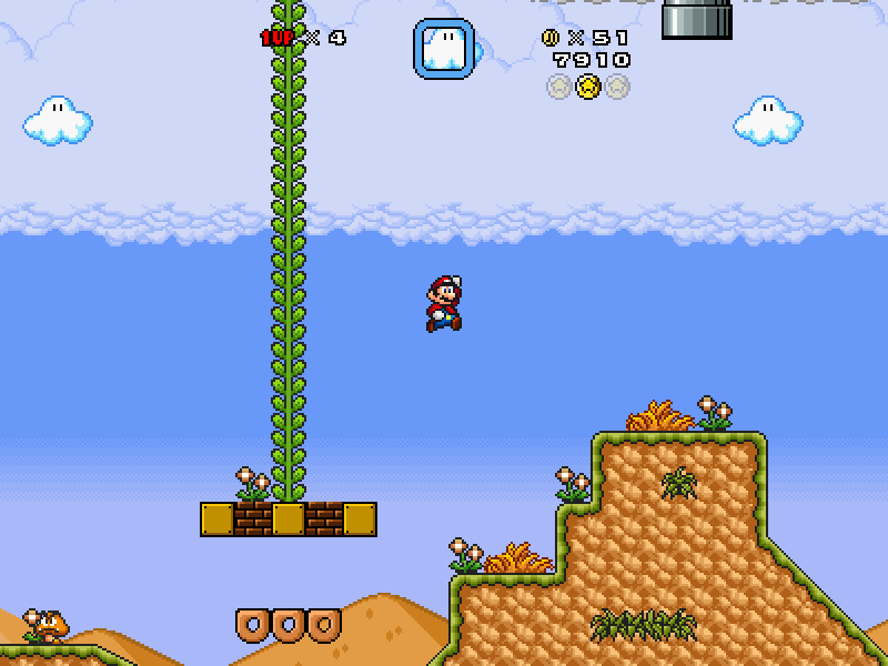 NEWER SUPER MARIO BROS X - Projects - PGE Forums