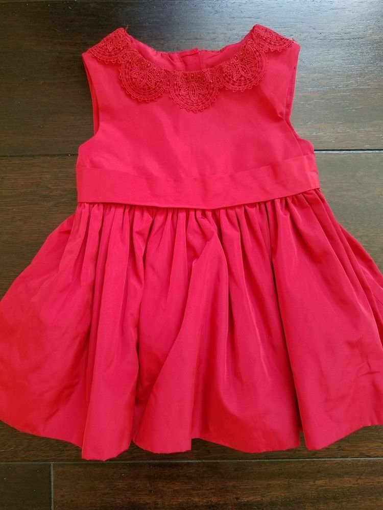 00b634583 New w/o tag Jason Wu Neiman Marcus for Target Baby Girl Red Dress 12 Months  #fashion #clothing #shoes #accessories #babytoddlerclothing ...