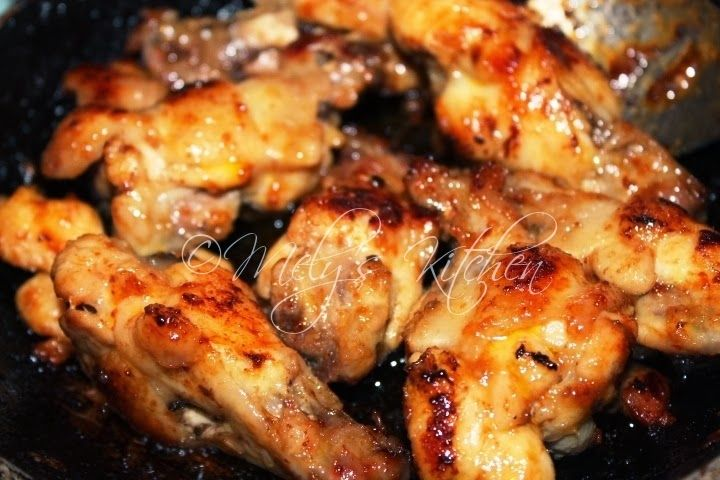 Melys kitchen homemade chicken tocino food pinterest the place of glorious foods homemade chicken tocino forumfinder Images