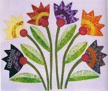 Mantel de flores