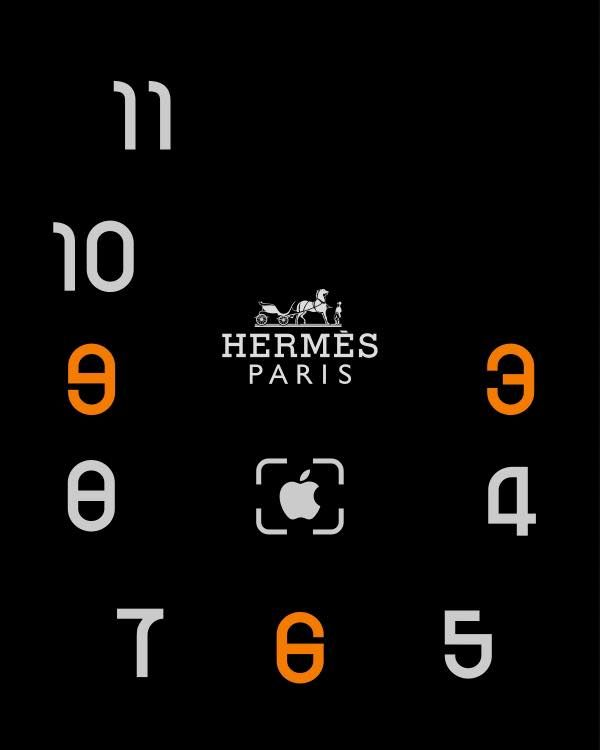on sale e6a6d 9f4e7 Hermes - Apple Watch Face   アップルウォッチ   エルメス ...