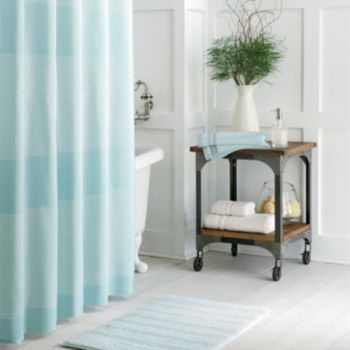 Sonoma Goods For Life Oceanside Shower Curtain Collection