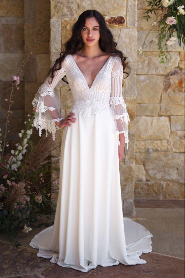 Key wedding dress trends for 2018 | Wedding dress trends, Wedding ...