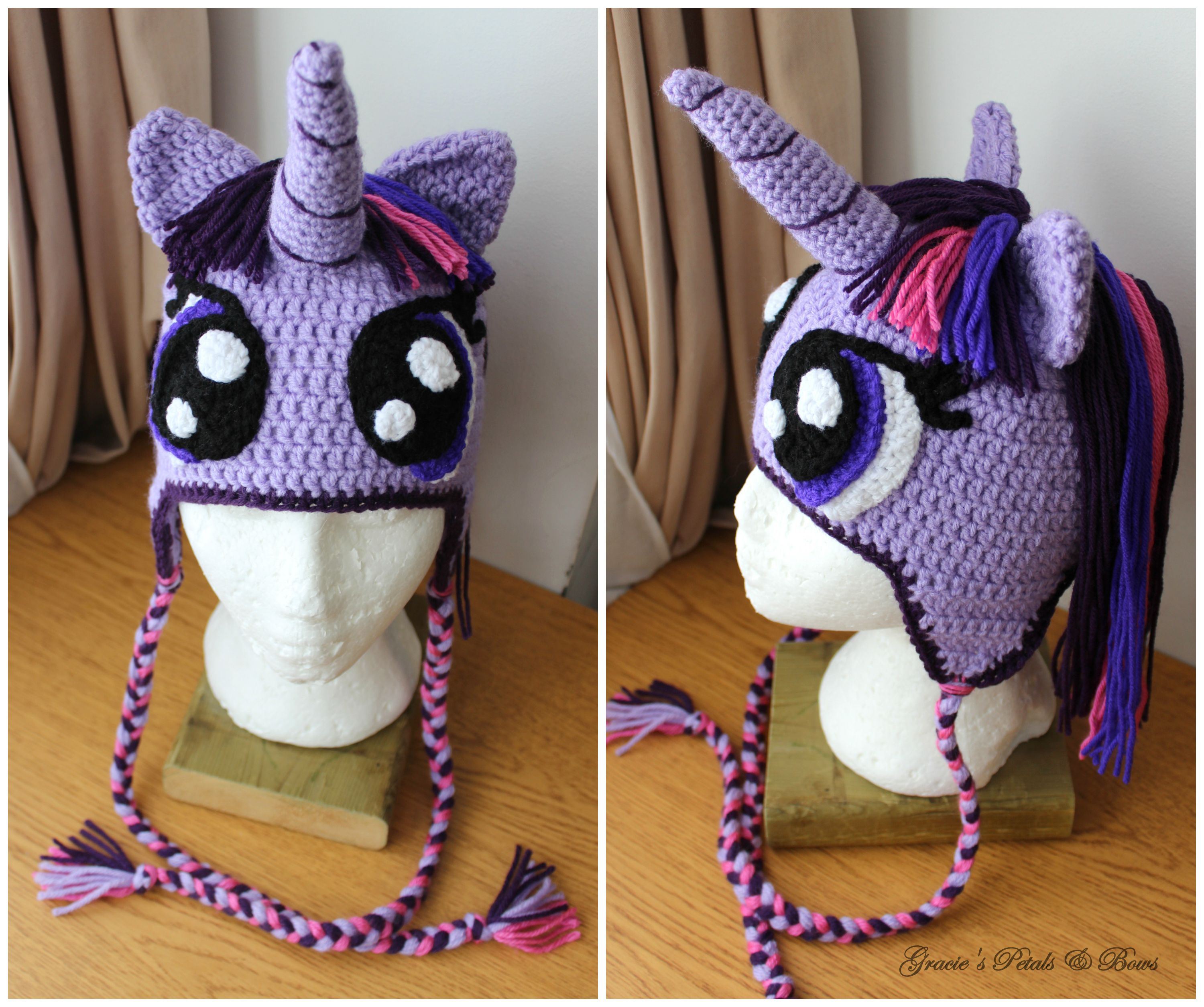 My Little Pony Inspired Hats