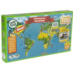 Leapfrog tag interactive world map ideas to buy for miss v pinterest explore interactive world map map activities and more gumiabroncs Gallery