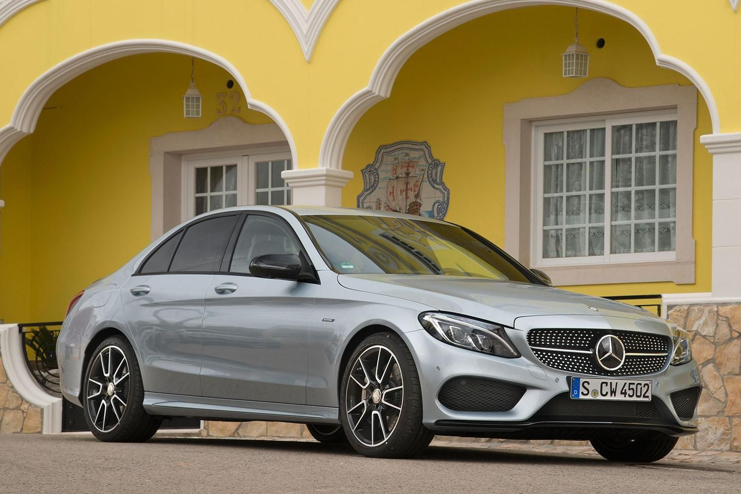 Let Them Eat Horsepower Mercedes C450 Brings Amg Absurdity To The Masses Mercedes Benz Mercedes Benz