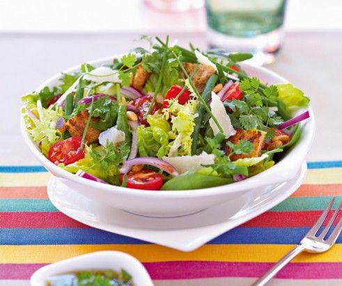 Salades : Nos meilleures recettes végétariennes