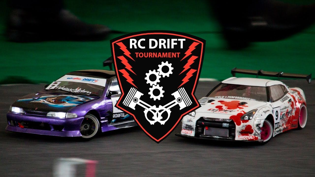 RC DRIFT TOURNAMENT 2017