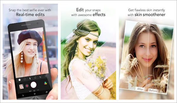 YouCam Perfect - Selfie Photo Editor is one of the top 5 Best Free