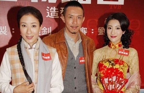 Amazing Tavia Yeung Louis Cheung Lin Xia Wei And Matt Yeung Film New Tvb  With Wei Matt