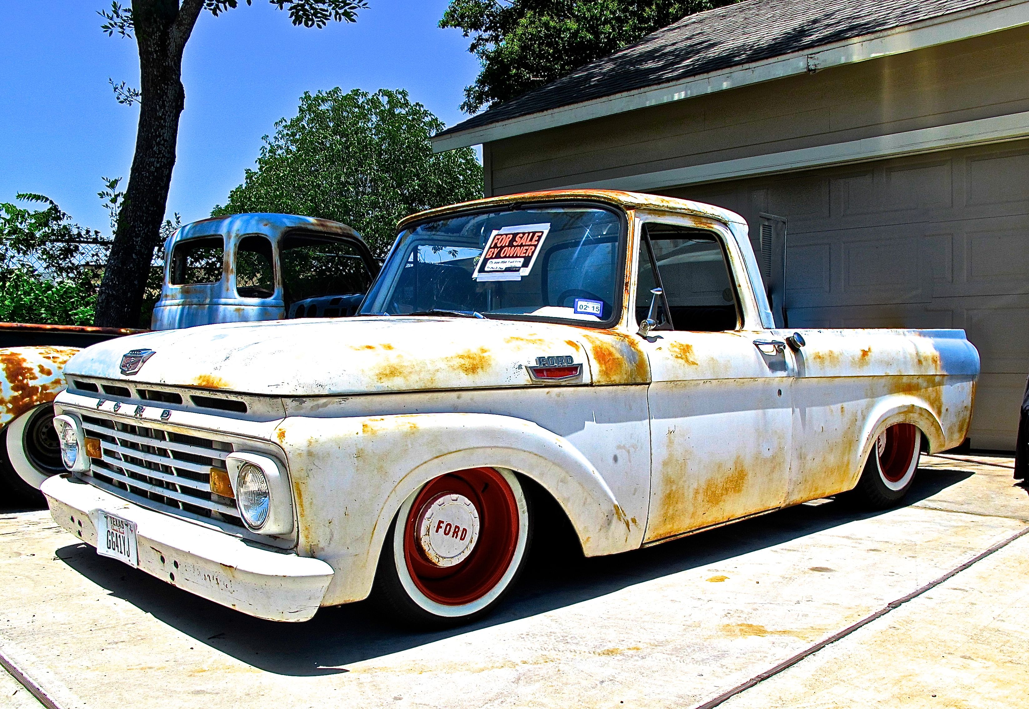 Custom 1963 Ford F100 Pickup | Austin TX ATX cars | Pinterest | Ford ...