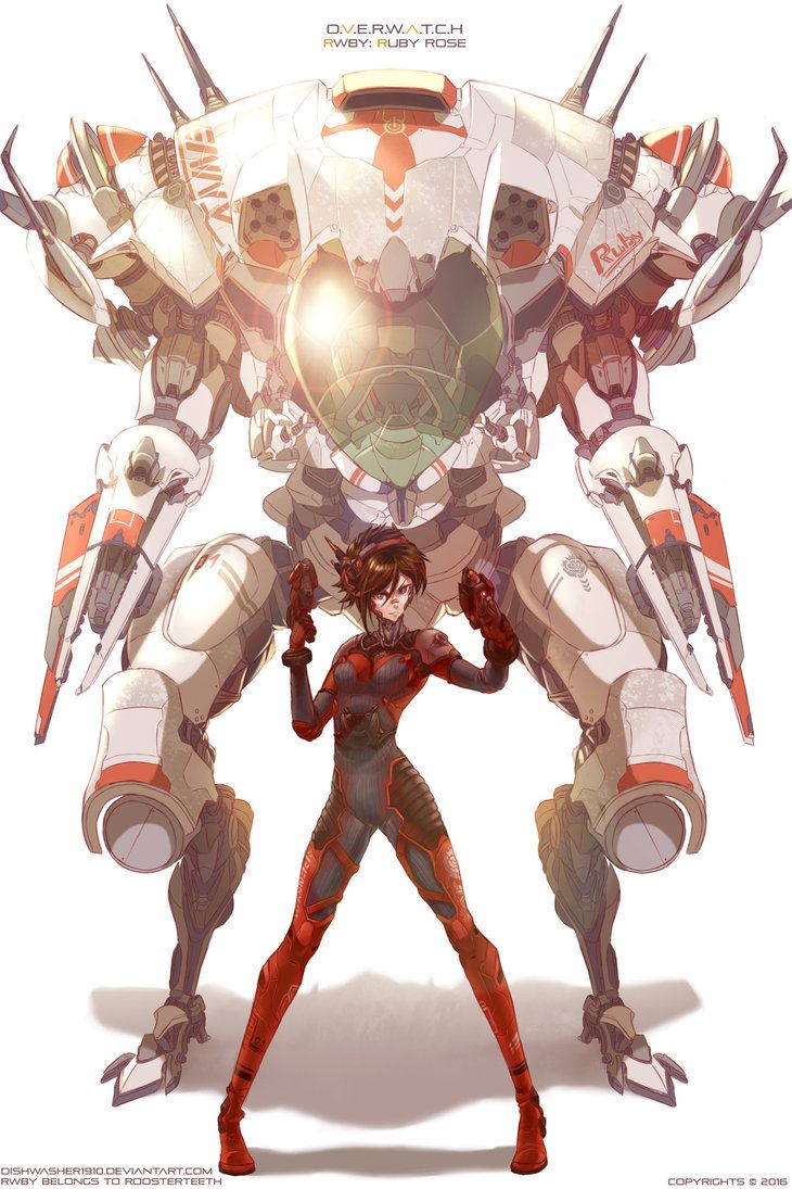Overwatch has developed quite a fan art following.... - Page 47 - NeoGAF