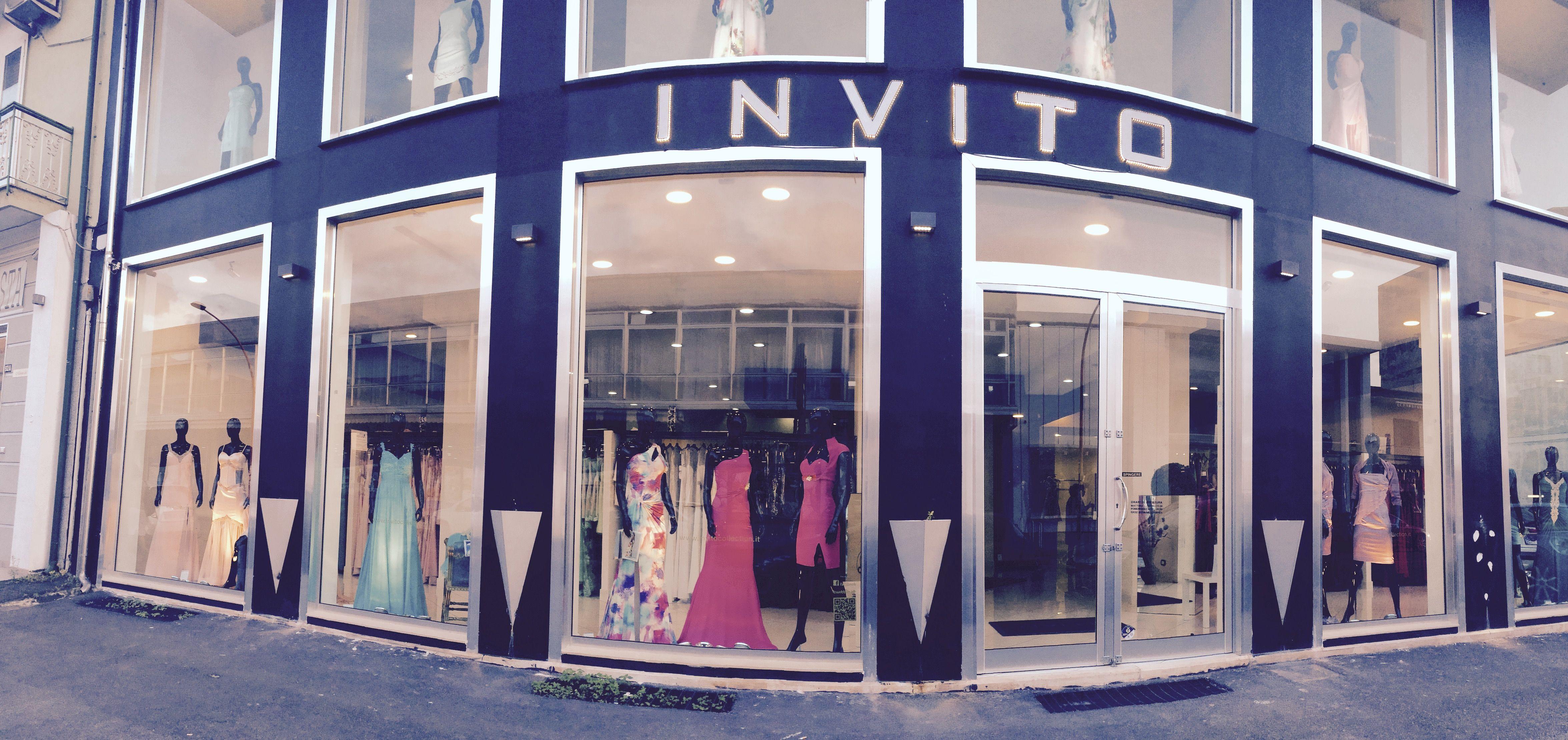 47350f8c05 INVITO haute couture Via Nazionale Appia 94 Casapulla (CE) | Abiti ...