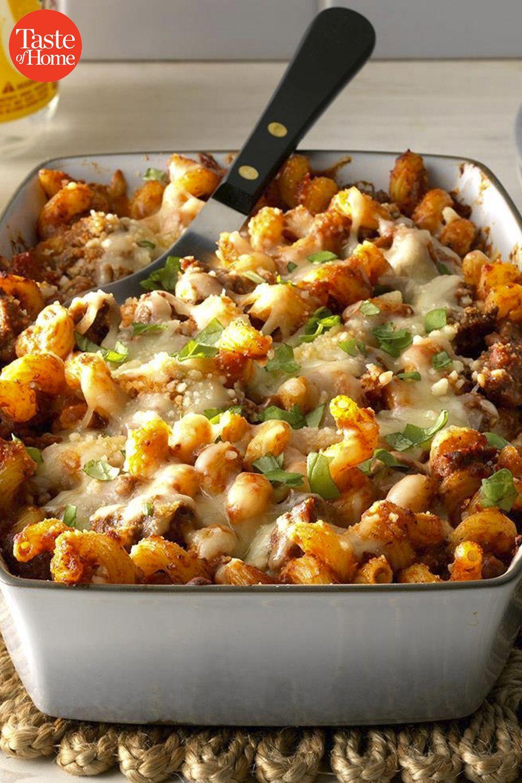 Homemade Recipes For Dinner