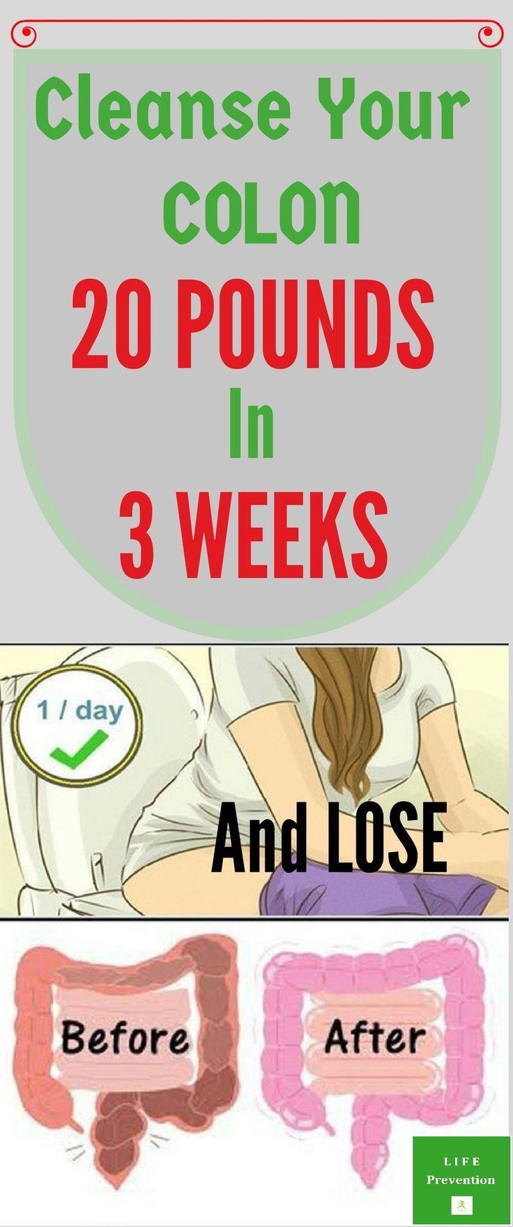 2 week colon cleanse diet