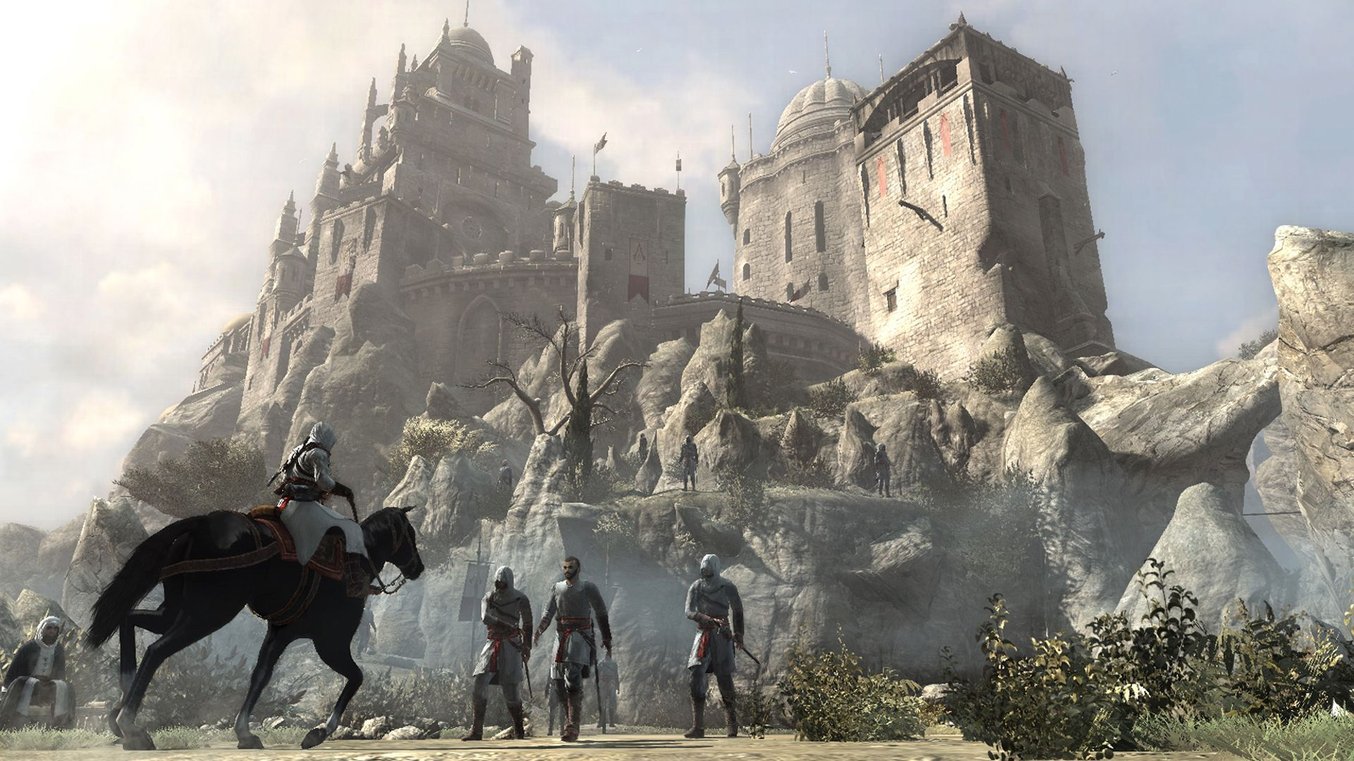 Must see Wallpaper Horse Assassin'S Creed - 7d208a26880a65aff0e4e6a5d2db4440  Graphic_289864.jpg