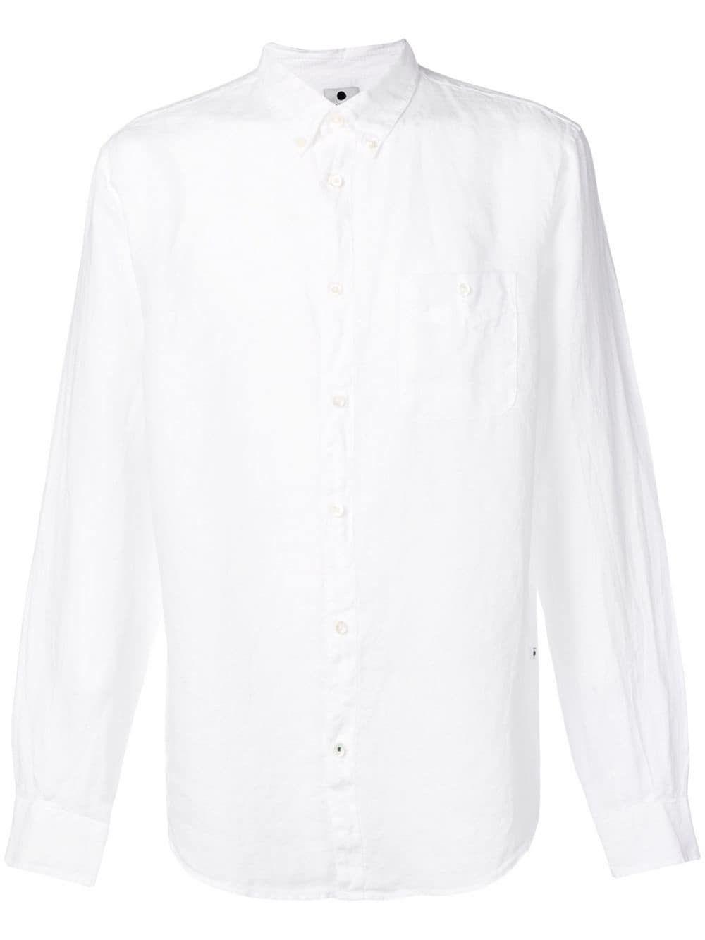 NN07 NN07 CLASSIC SHIRT - WHITE.  nn07  cloth  56cab91e43af2