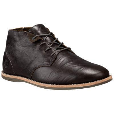 Men's Revenia Plain Toe Chukka Shoes | Mannish Wata Soup