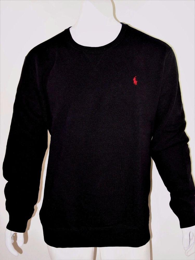 9fff9eb8 Polo Ralph Lauren men's classic fleece crew sweater size xxl NWT ...