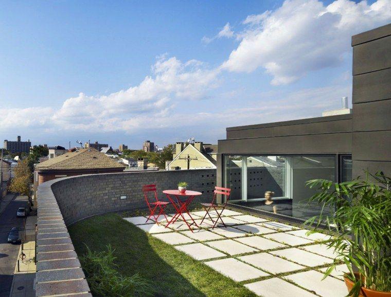 Jardin Et Terrasse En Ville 75 Idees Pour Jardin Sur Le Toit