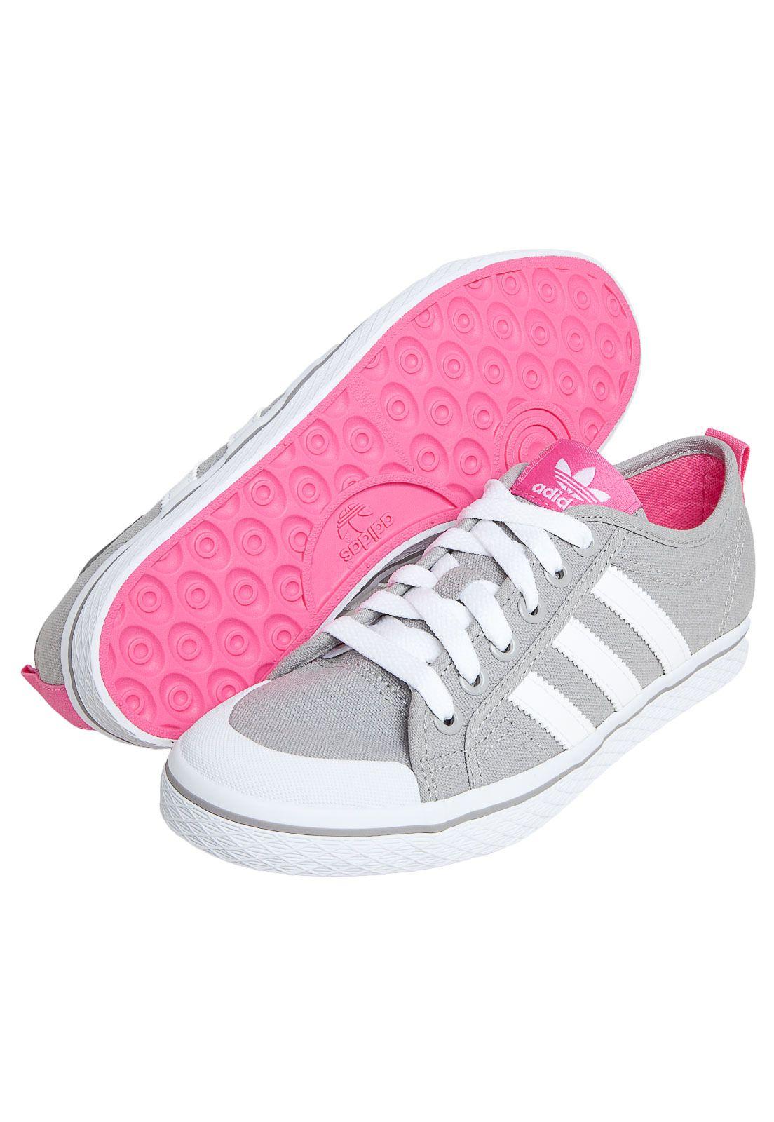 adidas rosa com cinsa