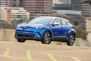 2018 Toyota C Hr Price Suv Toyota Car Models Toyota New Car