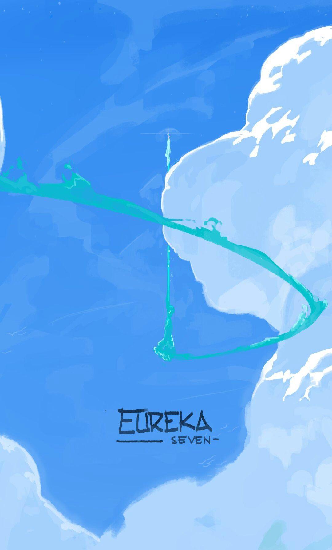 Eureka Seven 交響詩篇エウレカセブン 詩篇 交響詩編エウレカセブン