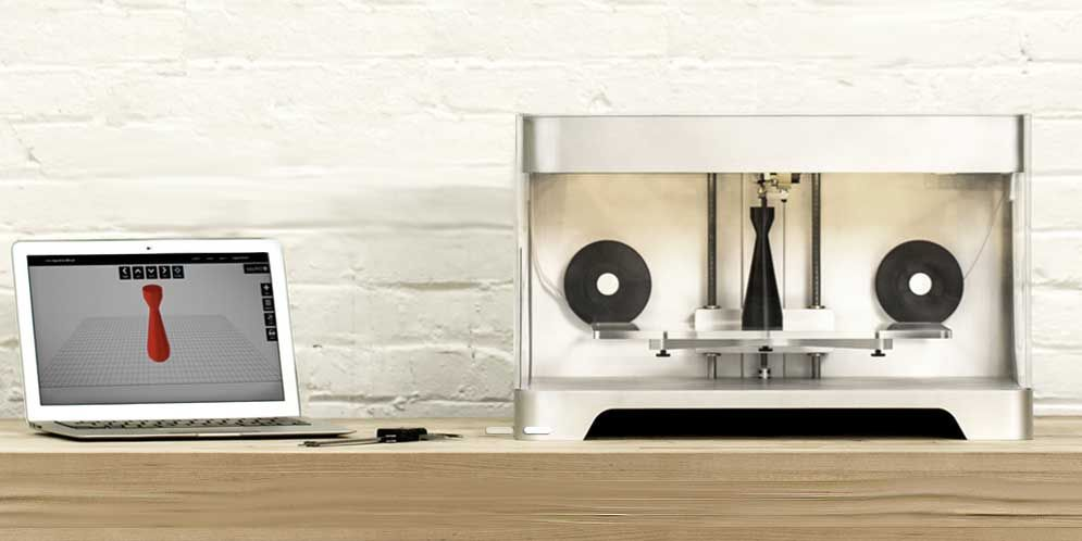 Worlds First Carbon Fibre 3D Printer The Mark One