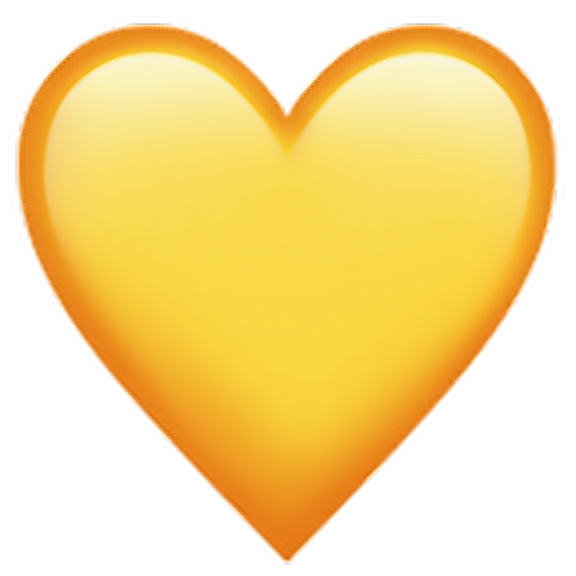 Discover the coolest yellowheartemoji yellow heart