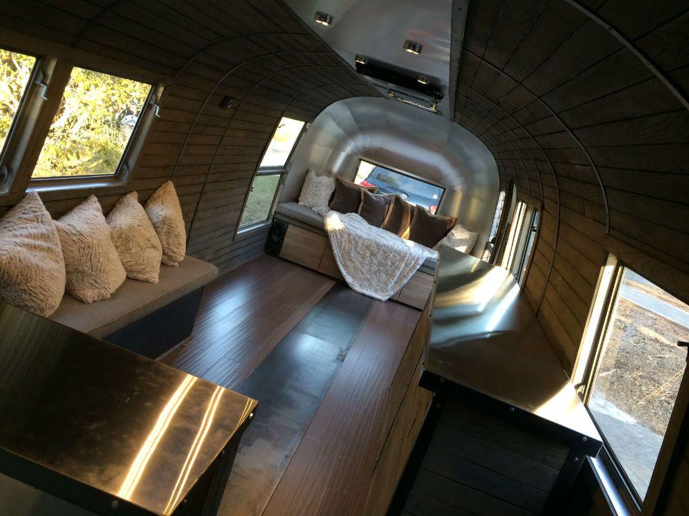 1964 Airstream Ambassador 28 Florida Airstream Interior